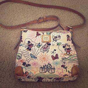 Disney Dooney & Bourke Hipster Purse! Gently used.
